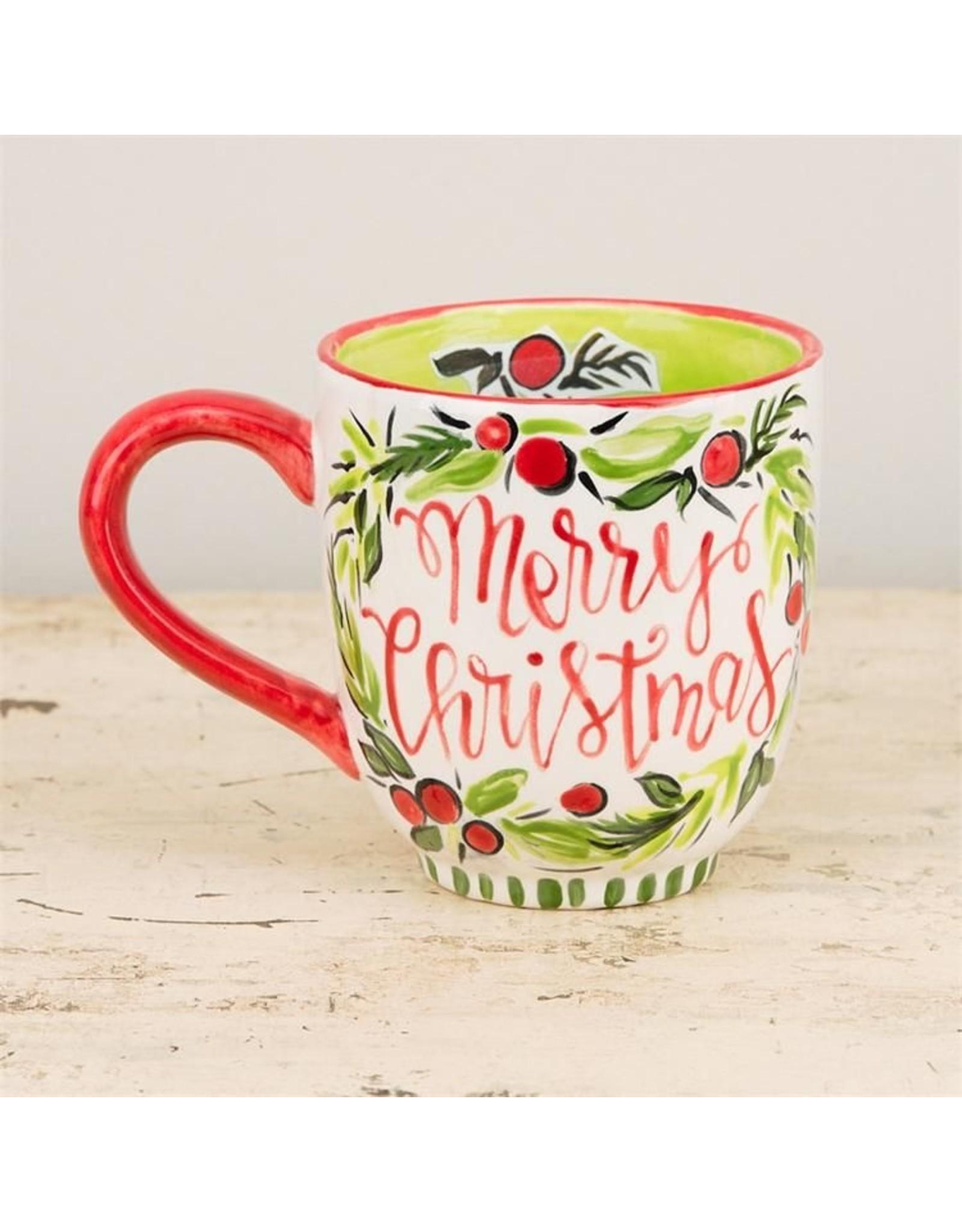 Glory Haus Merry Christmas Mug