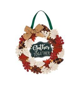 Evergreen Enterprises Autumn Leaves Wreath Door Decor