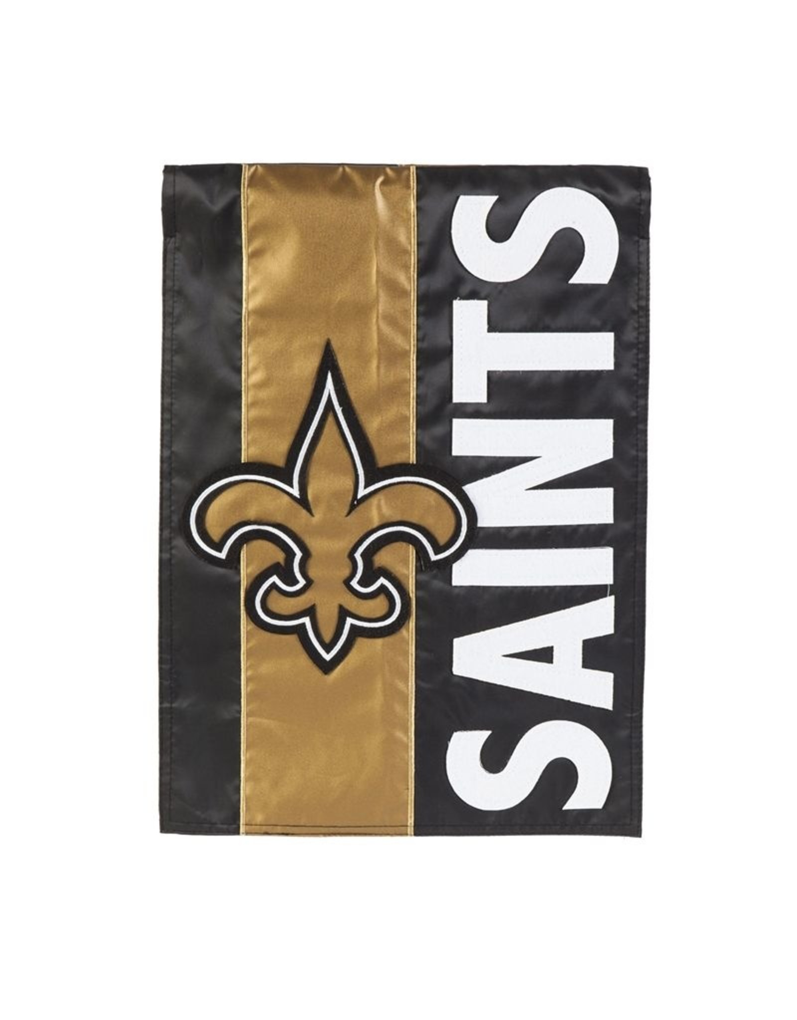 Evergreen Enterprises New Orleans Saints Embellish House Flag