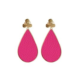 Mary Square Miami Pink Earrings