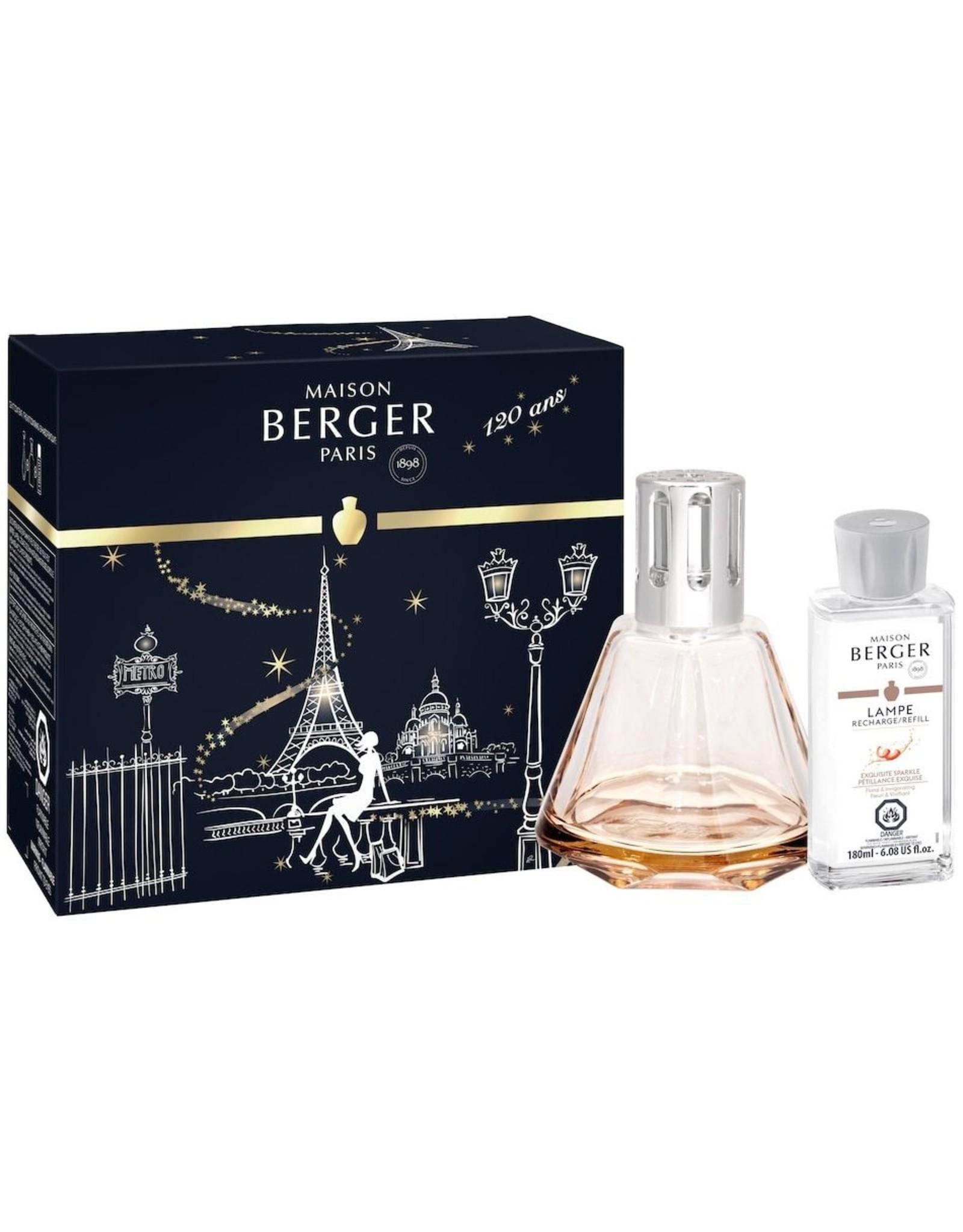 Maison Berger Gem Honey Gift Set Champagne