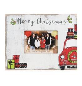 Glory Haus Merry Christmas Car Frame