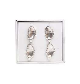 Roux Brand Elegant Oyster Rings Set/4