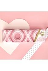 Two's Company Inc. XO XO Strawberry Scented Bath Fizzer Gift Box 2