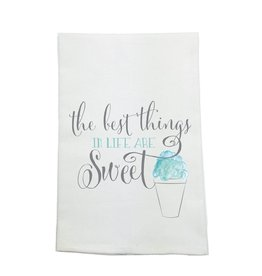 Nola Tawk The Best Things... Kitchen Towel