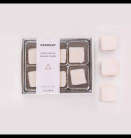 Harper + Ari Exfoliating Sugar Cubes - Coconut Gift Box