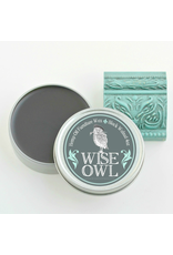 Wise Owl Paint Hemp Oil Furniture Wax-Black Walnut 4oz