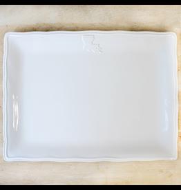 The Royal Standard Louisiana Platter 15.5x11.5