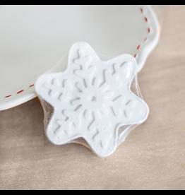 The Royal Standard Snowflake Bath Bomb