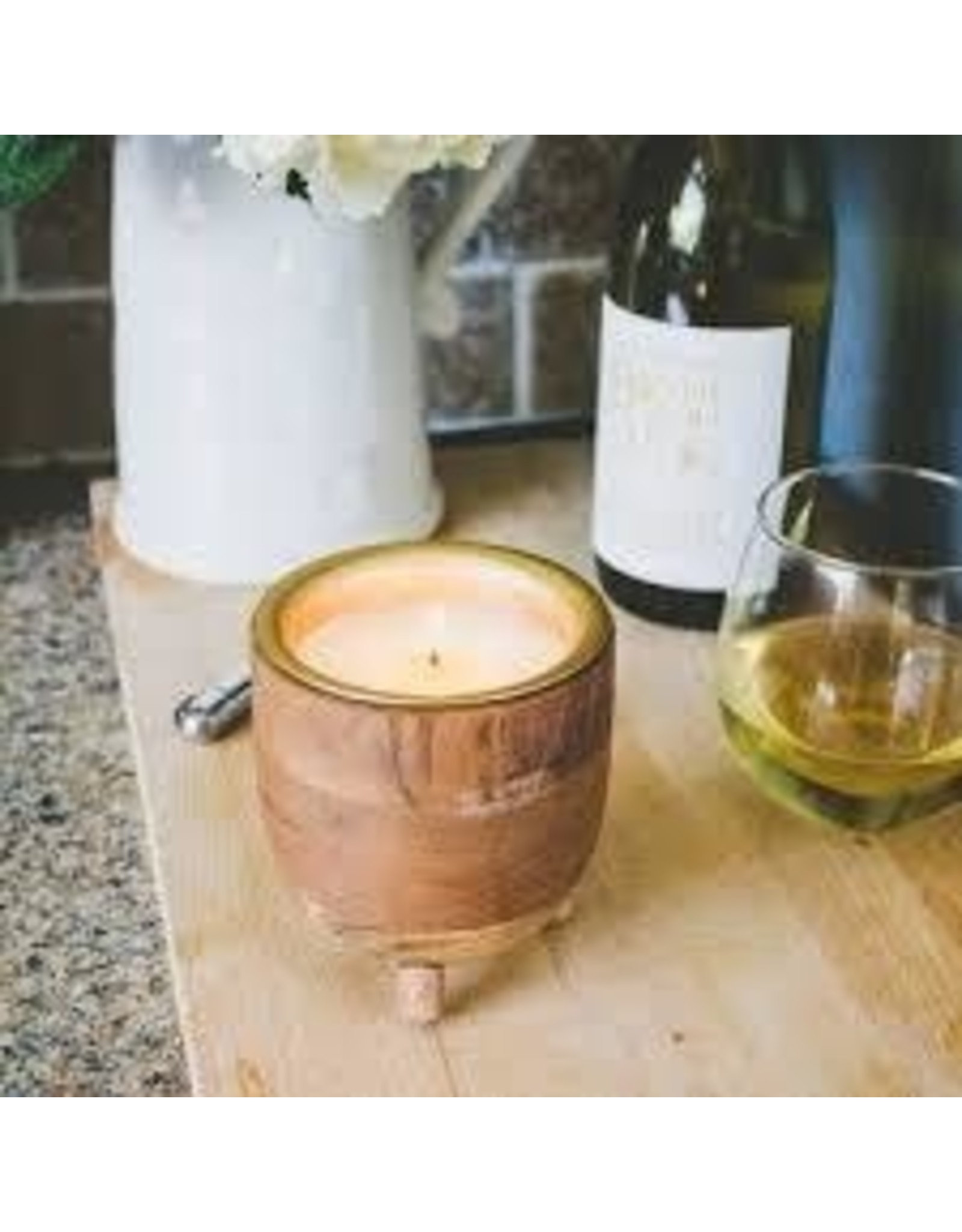 Rewined Candles Mimosa Barrel Aged Candle-7oz