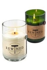 Rewined Poinsettia Blanc Candle