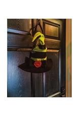 Evergreen Enterprises Witch Hat Motion Door Decor