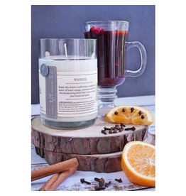 Rewined Wassail Blanc Candle-11oz