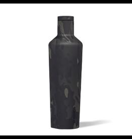 Corkcicle Canteen - 25oz Multicamo Black