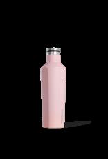 Corkcicle Canteen - 16oz Gloss Rose Quartz