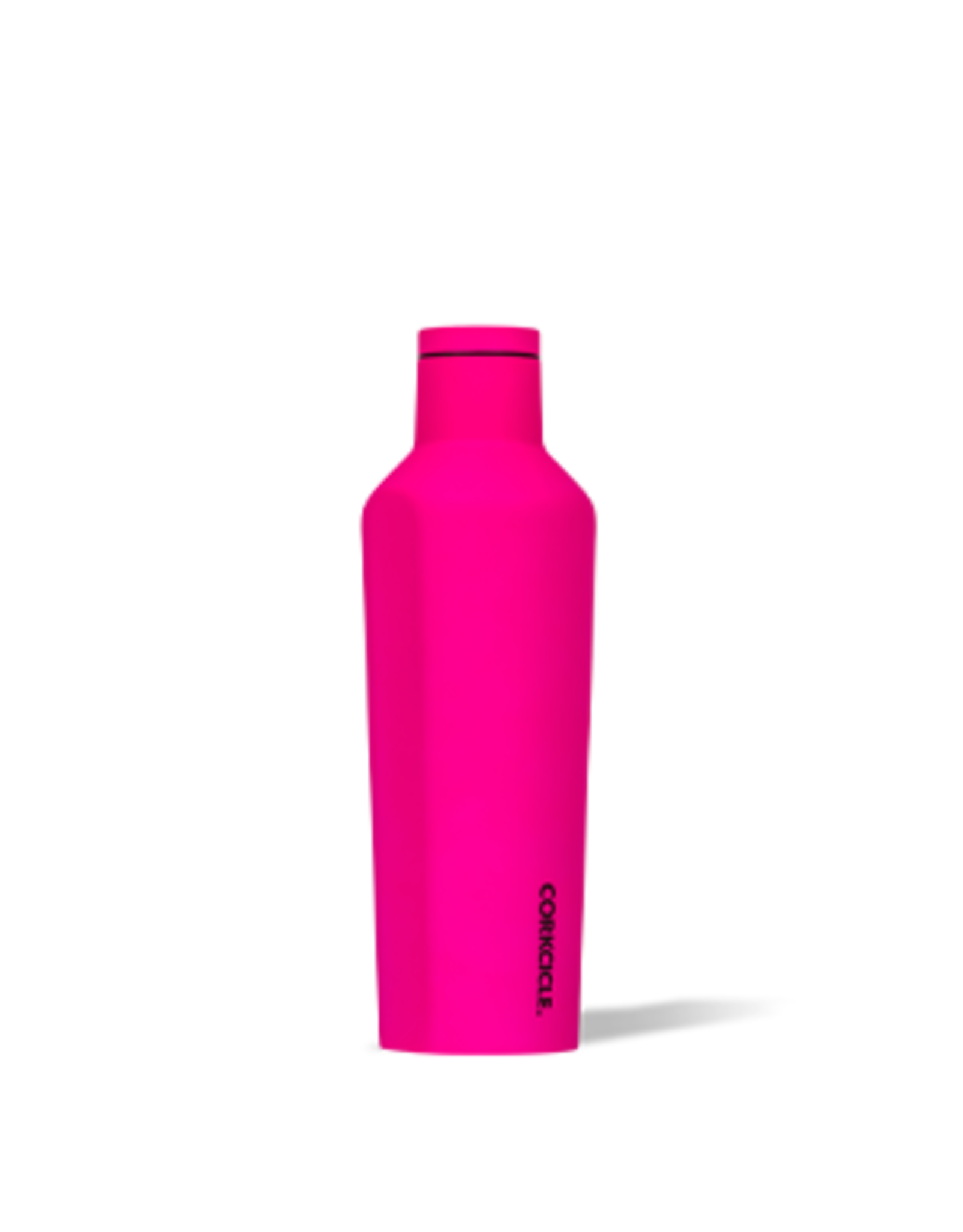 Corkcicle Canteen - 16oz Neon Lights Neon Pink