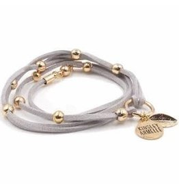 Kinsley Armelle Wrap Collection-Misty Bracelet