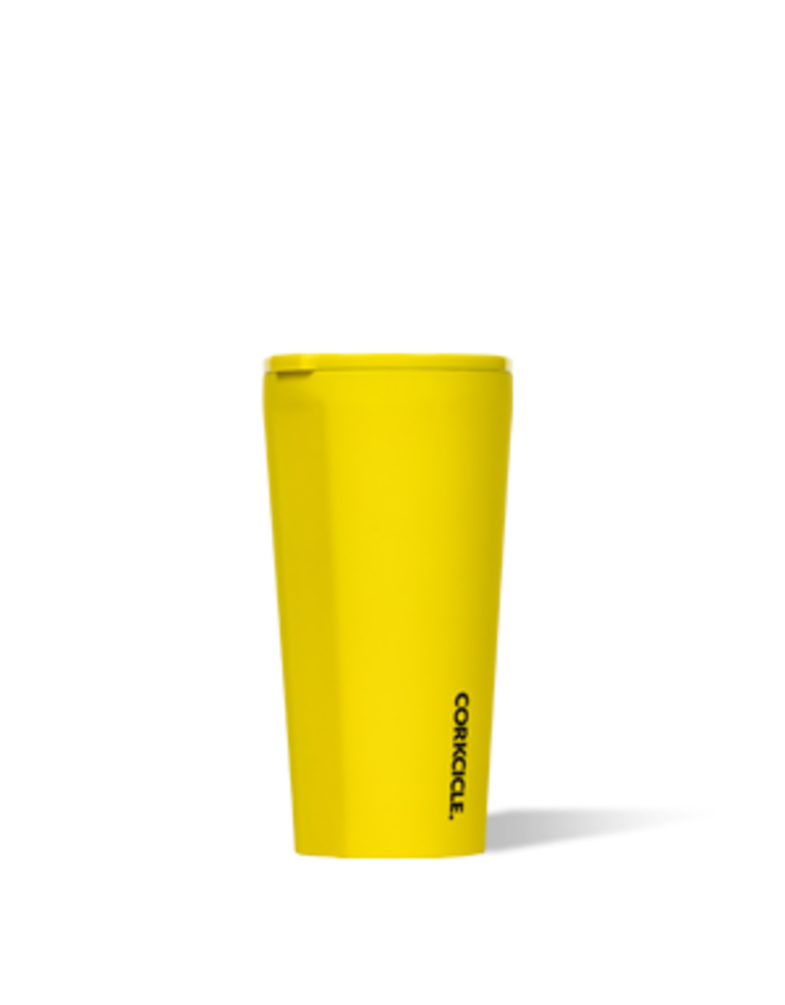 Corkcicle Tumbler - 16oz Neon Lights Neon Yellow