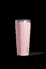 Corkcicle Tumbler - 24oz Gloss Rose Quartz