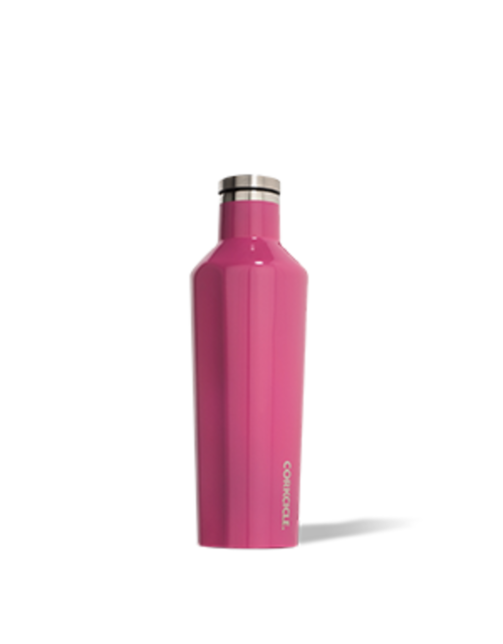 Corkcicle Canteen - 16oz Gloss Pink
