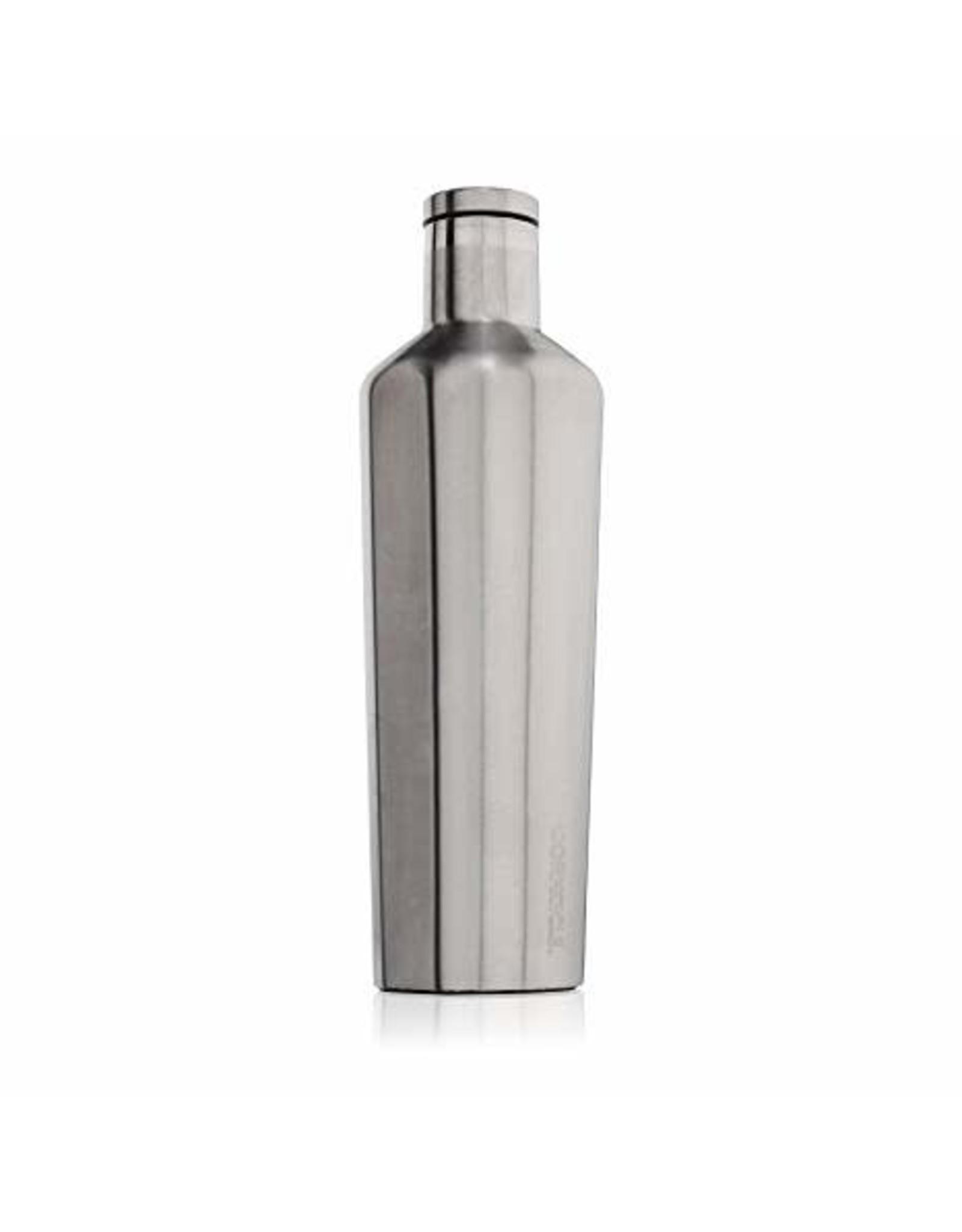 Corkcicle Canteen - 25oz Brushed Steel