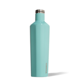Corkcicle Canteen - 25oz Gloss Turquoise
