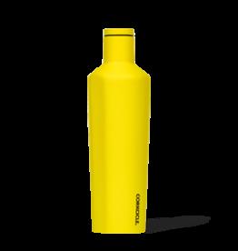 Corkcicle Canteen - 25oz Neon Lights Neon Yellow