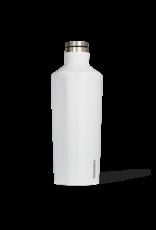 Corkcicle Canteen - 60oz Gloss White