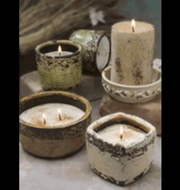 Swan Creek Candles Vintage Gingerbread Bowl