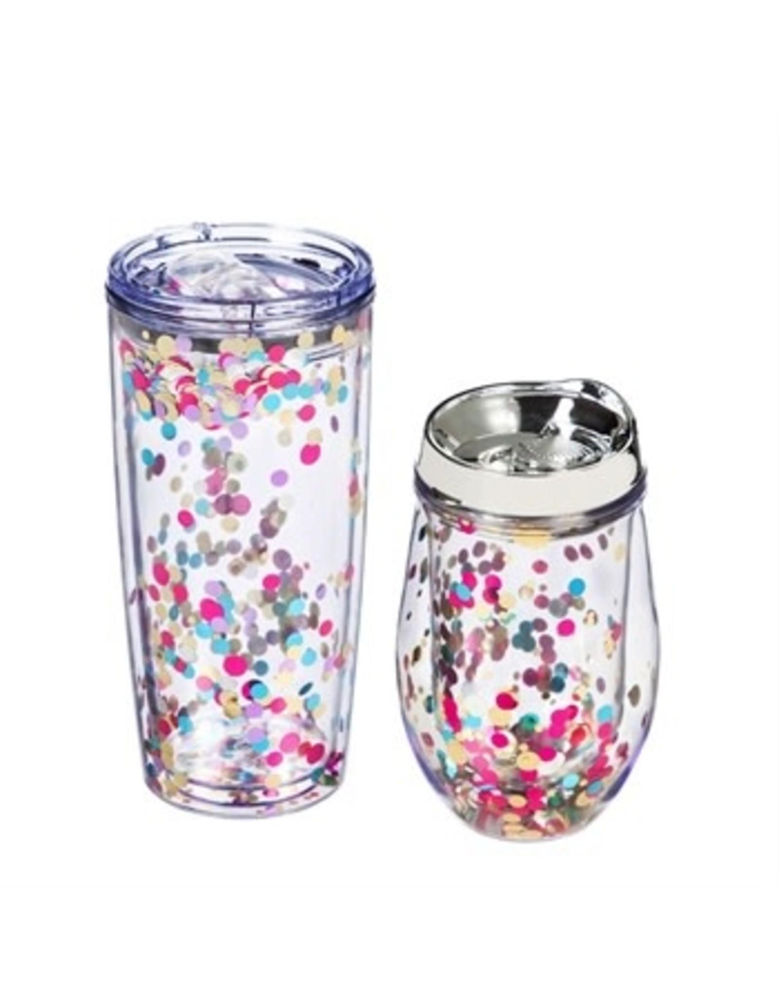 Evergreen Enterprises Acrylic Travel Cup w/Lid Gift Set