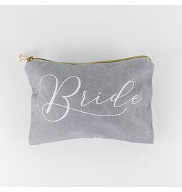Adams & Co. Canvas Bag (BRDE) gy/wh