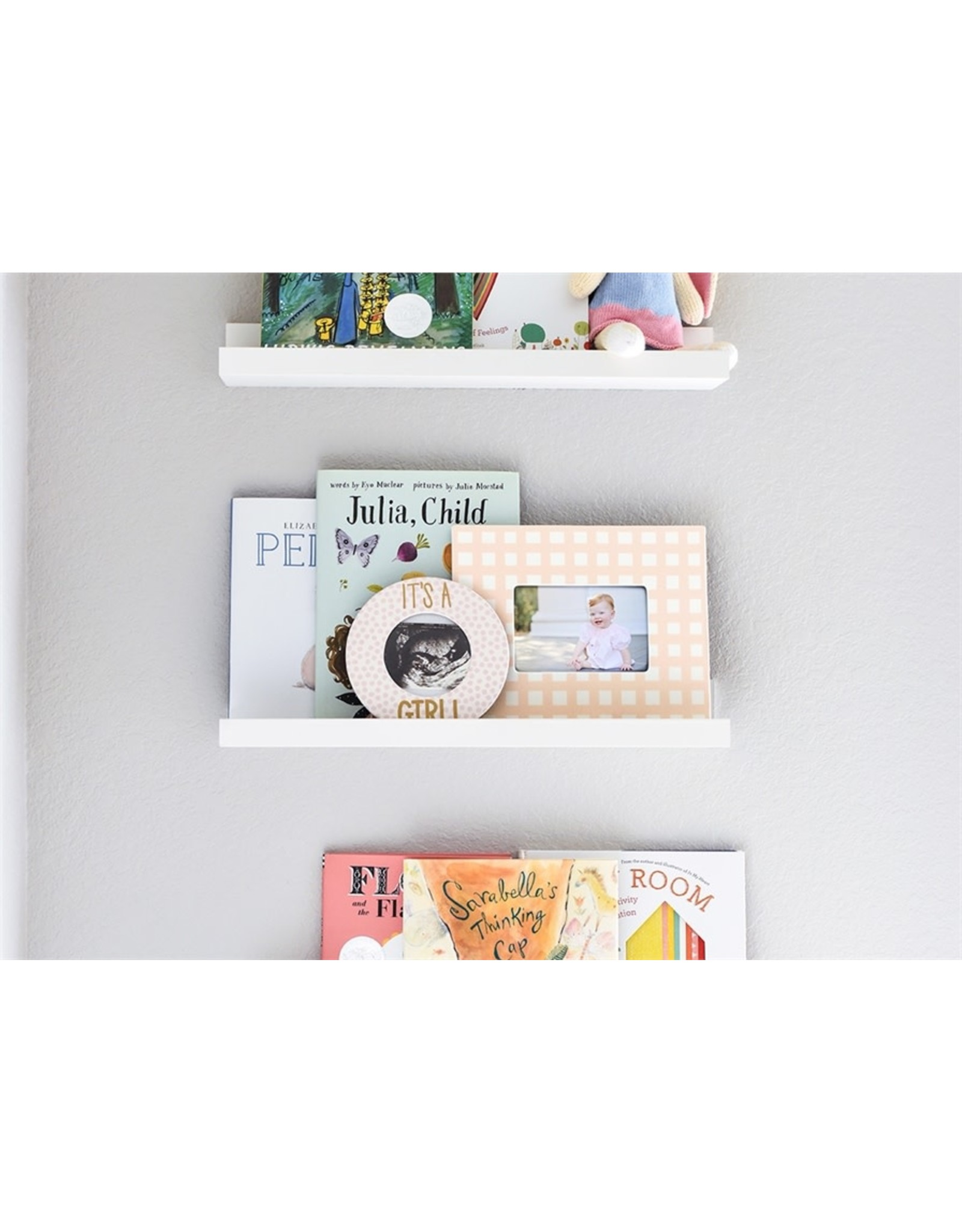 Coton Colors Pink Gingham Frame