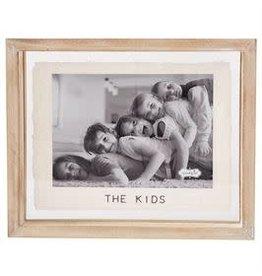 Mudpie The Kids Glass Frame
