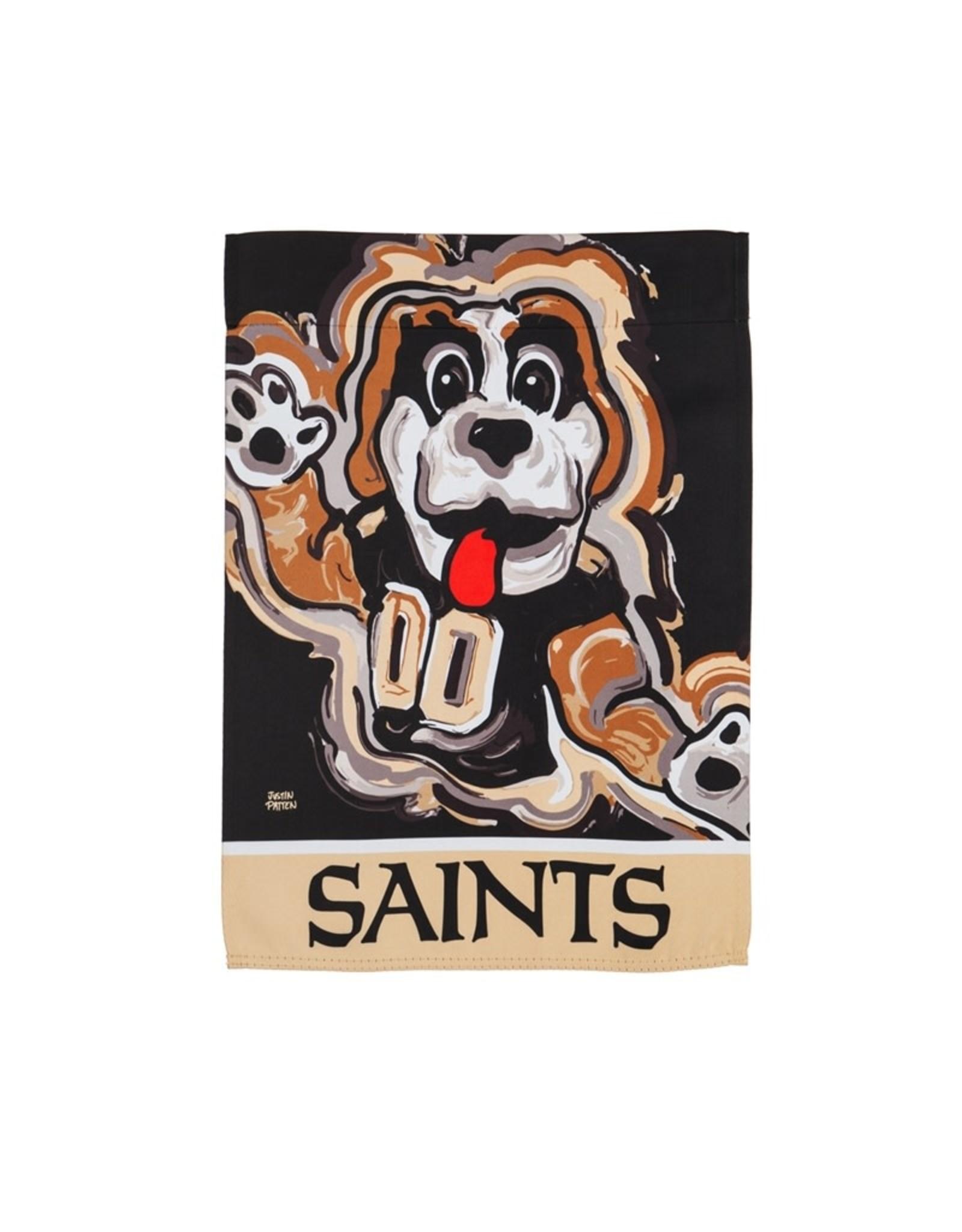 Evergreen Enterprises New Orleans Saints, Suede GDN Justin Patten