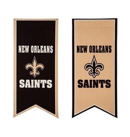 Evergreen Enterprises New Orleans Saints, Flag Banner