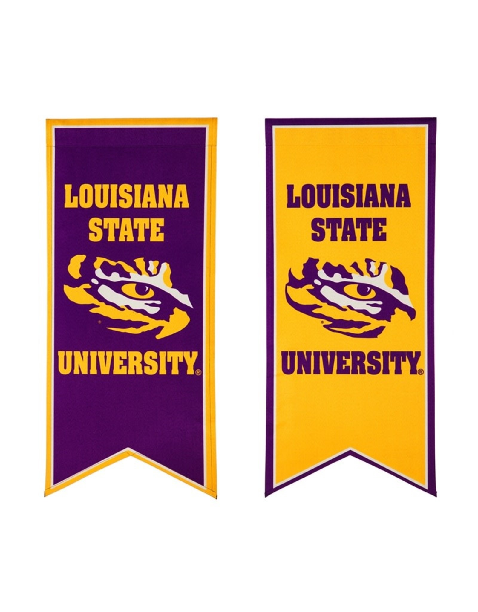 Evergreen Enterprises Louisiana State University, Flag Banner