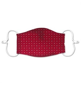 Evergreen Enterprises Adult Non-Medical Cotton Face Mask, 4 Polka Dot Designs