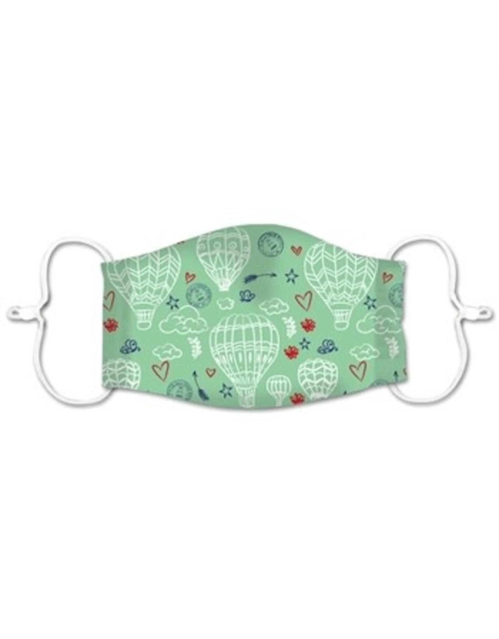 Evergreen Enterprises Children's Non-Medical Cotton Face Mask, 4 Designs