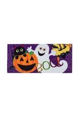 Evergreen Enterprises Halloween BOO Sassafras Switch Mat
