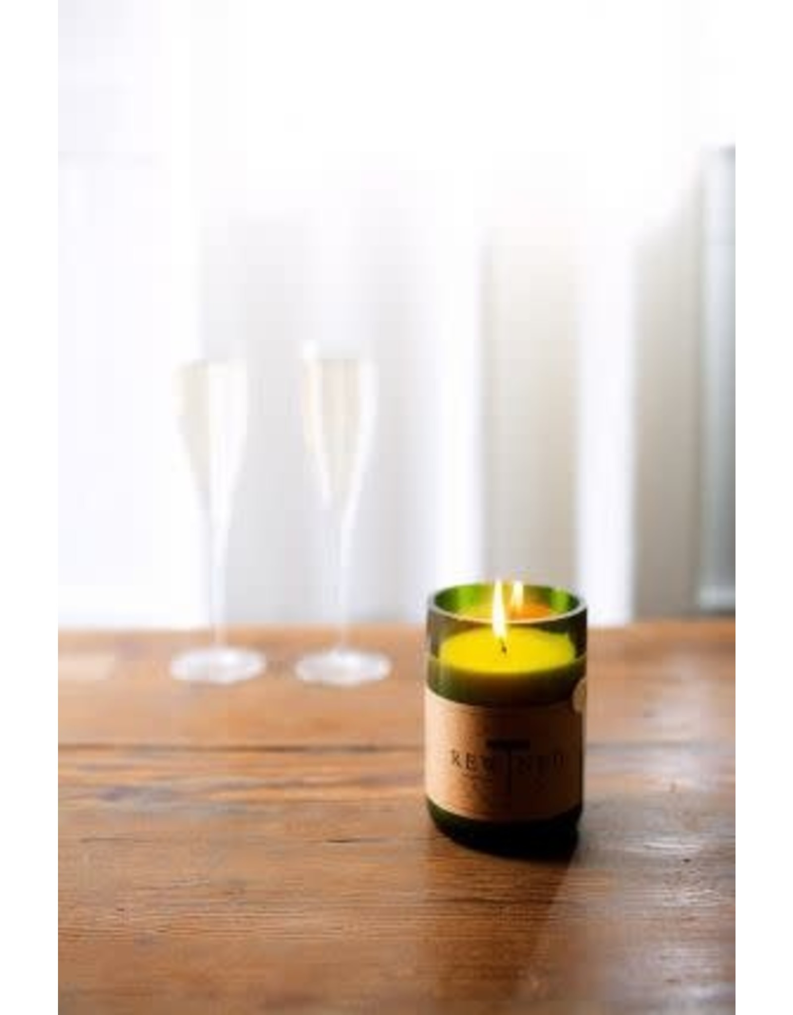 Rewined Candles Champagne Candle-11oz