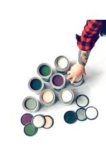 Wise Owl Paint One Hour Enamel Paint-Gray Linen Qt