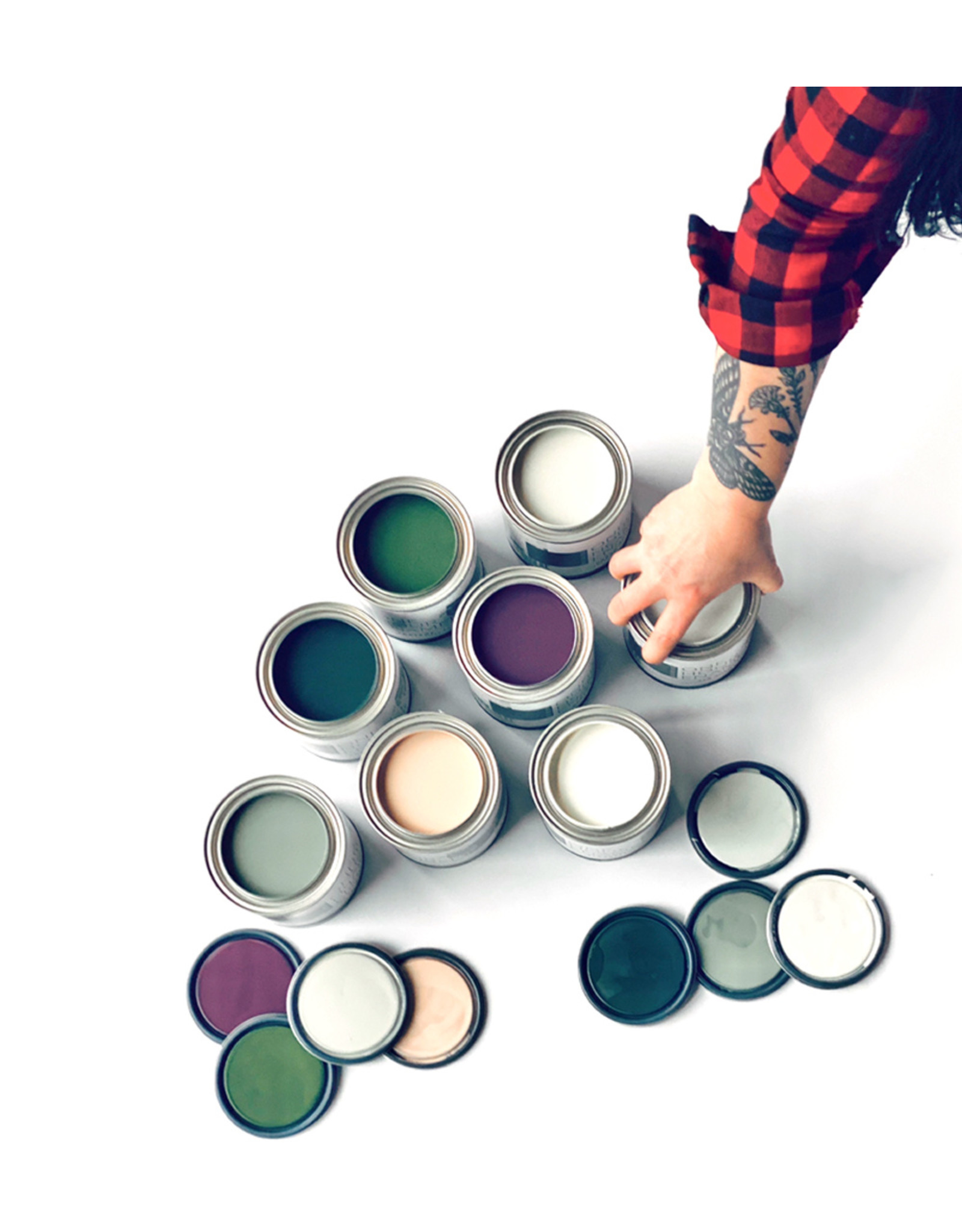 Wise Owl Paint One Hour Enamel Paint-Metrocity Qt