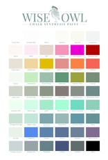 Wise Owl Paint Gray Linen Chalk Synthesis Paint-Pt