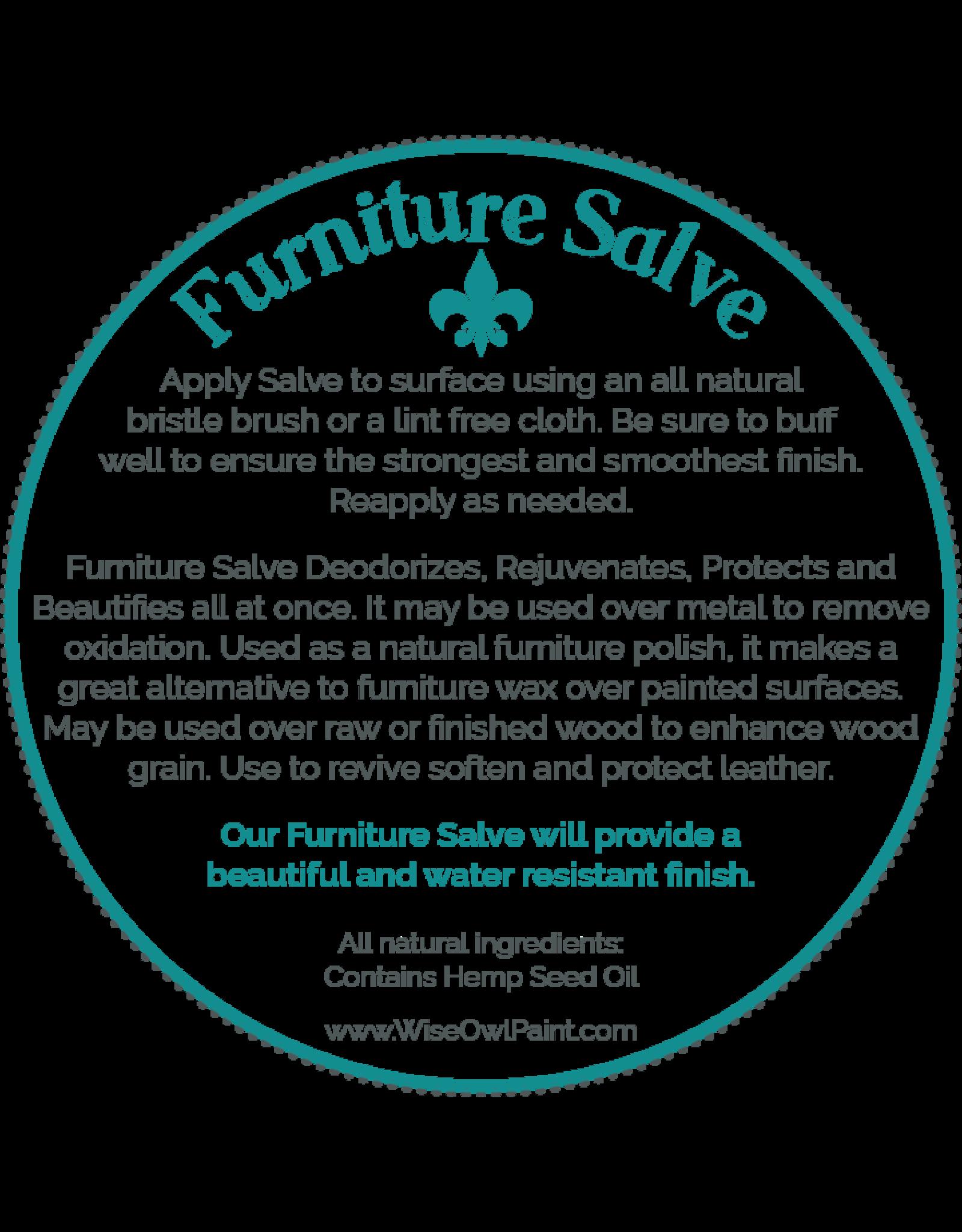 Wise Owl Paint Furniture Salve-Tobacco Flower 4oz