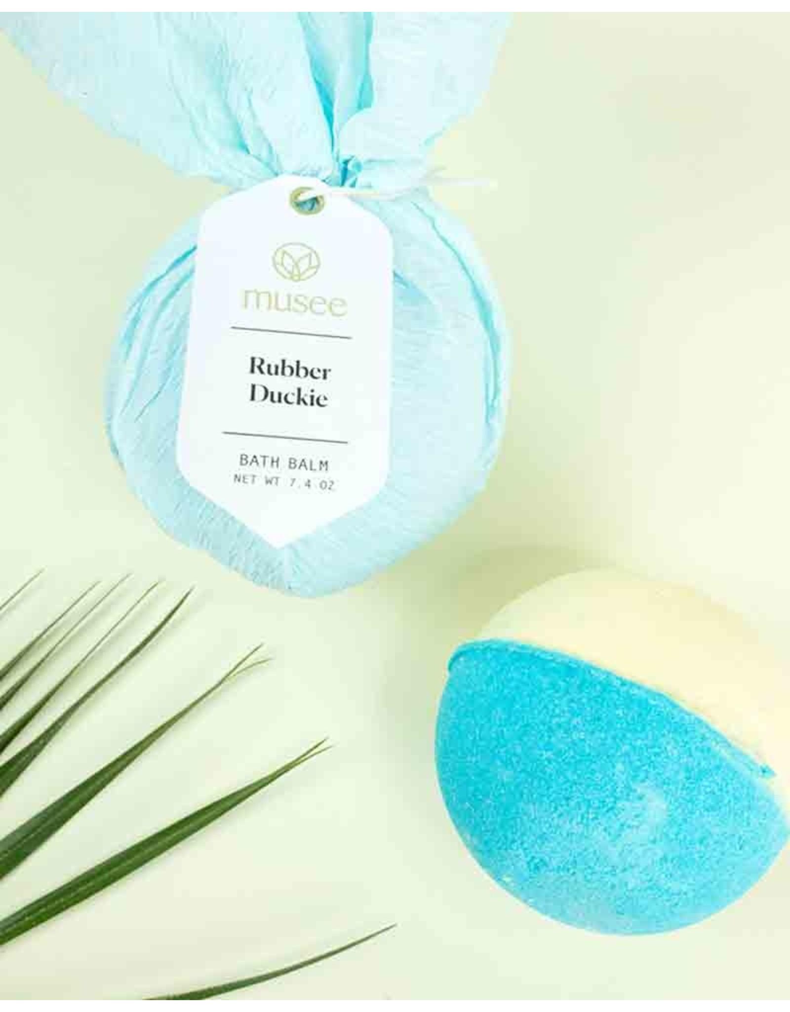 MUSEE BATH Rubber Duckie Bath Balm-8oz