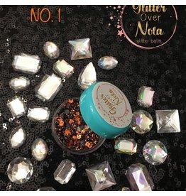Glitter Over NOLA St. Louis No 1 w/Bats Glitter Balm