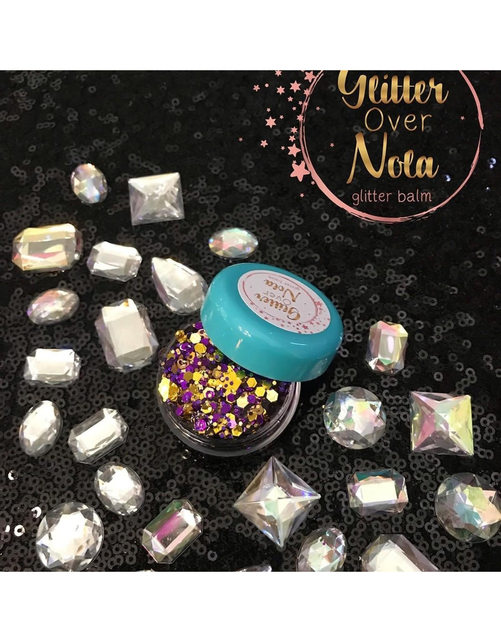 Glitter Over NOLA Tiger Pride Glitter Balm