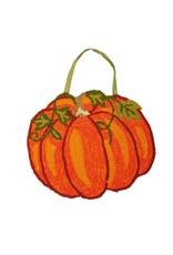 Evergreen Enterprises Pumpkin Hooked Door Décor