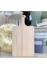 Miche Designs MICHE-Custom Engraved Cutting Board, Fleur de Lis Scroll Style