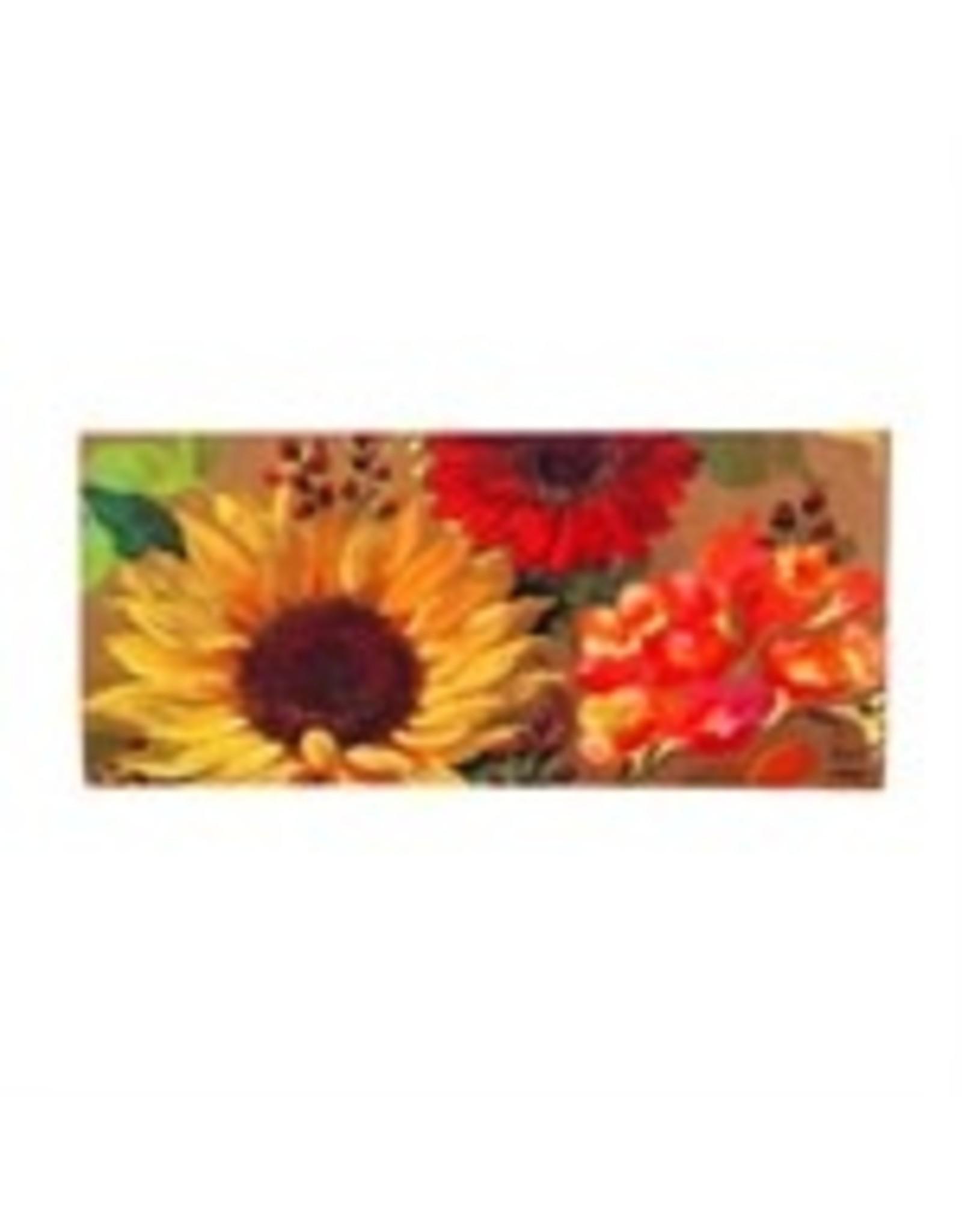 Evergreen Enterprises Fall Floral Sassafrass Switch Mat